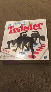 Twister board game box