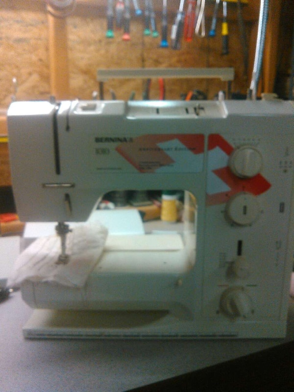 Used Bernina Sewing Machine For Sale In Walla Walla Letgo Delectable Used Bernina Sewing Machines For Sale