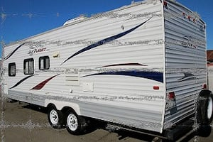 2010 Jayco Jay Flight   new condition bunks whit super slide 1 owne