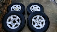 Toyota Tacoma rims Palm Coast, 32164