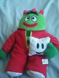 green and red plush toy Fort Erie, L2A 2N1