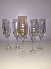 Wedding Champagne Flutes Vaughan, L4L 0B8