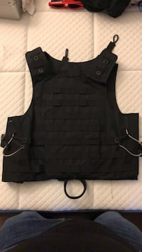 Small Paintball vest  Greenbelt