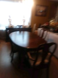 brown wooden dining table set Columbia, 29229