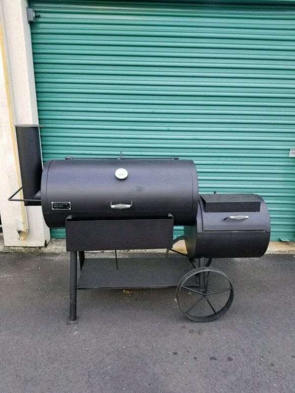 used old country bbq pits smoker for sale in atlanta letgo