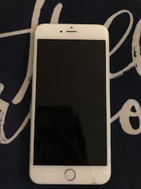 gold iPhone 6 with text overlay Durham, 27713