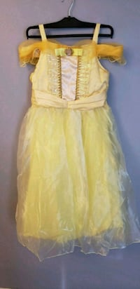 Belle halloween costume- like new  Mississauga, L5J 1S3