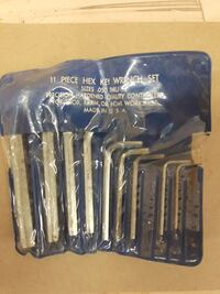 gray steel allen wrenches St. Catharines, L2S 4C4