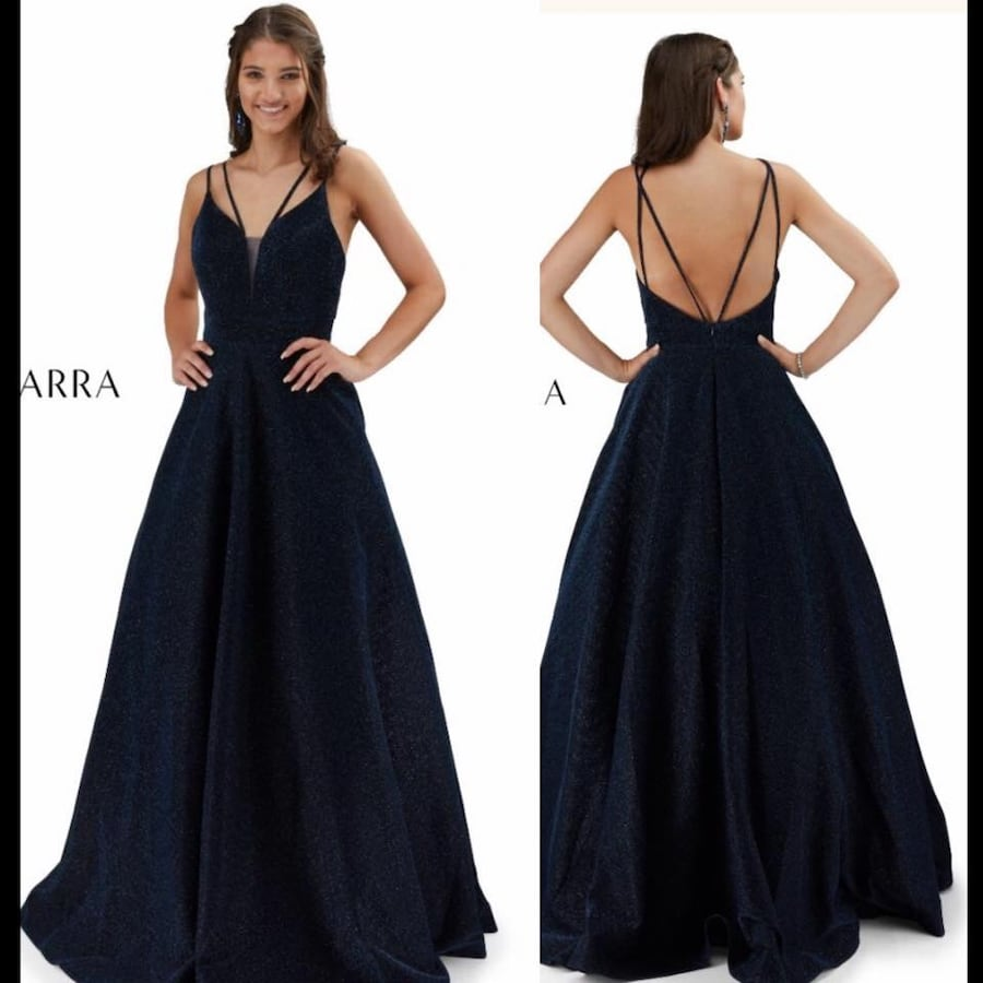 New With Tags Size 10 Formal Gown & only $185