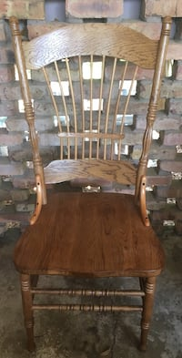 brown wooden windsor chair Mobile, 36695