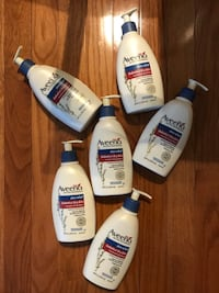 Aveeno lotion 12 fl oz X 6 bottles  Kensington, 20895