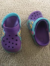 Used Toddler Authentic Crocs Christiansburg, 24073