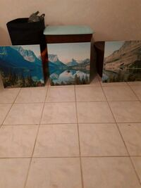 3 piece wall art painting Mississauga, L5M 3Y8