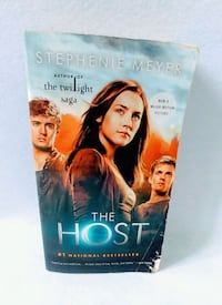 The Host Sega by Stephanie Meyer Jinhae, 645-290