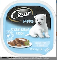 LITTLE CESAR PUPPY FOOD 24 SERVINGS Steelton, 17113