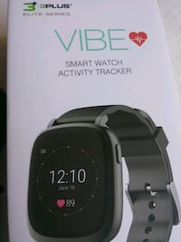 vibe smart watch activity tracker