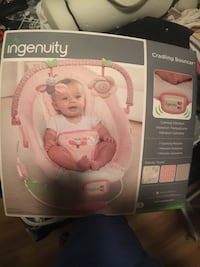Baby bouncer Mississauga, L5R 3N6