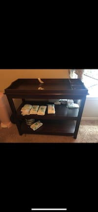 Solid wood pottery barn changing table New Braunfels, 78130