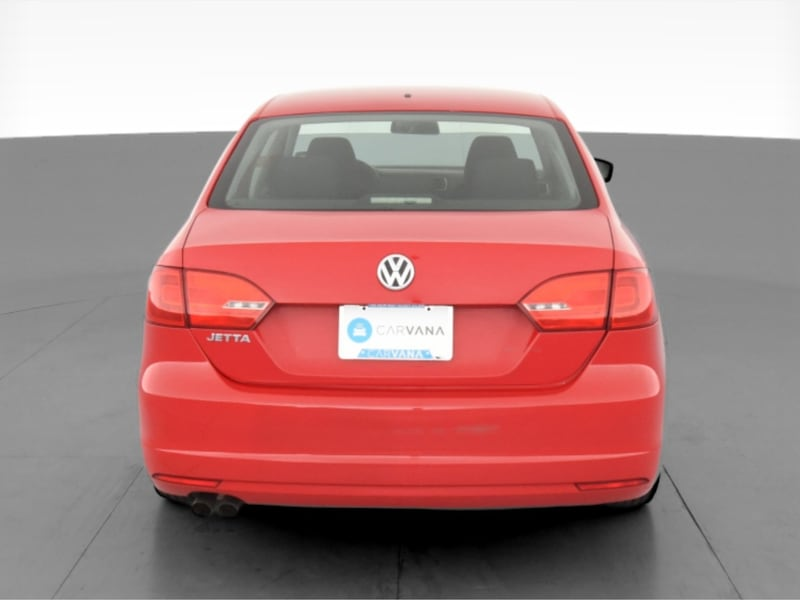 2014 VW Volkswagen Jetta sedan 2.0L Base Sedan 4D Red  84f20631-77f4-41ce-af33-4a9c6569ca22