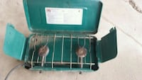 green and black Coleman portable gas stove Bakersfield, 93305