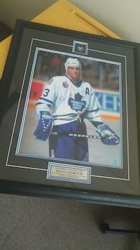 Doug Gilmour signed collectible Mississauga, L5L 5S7