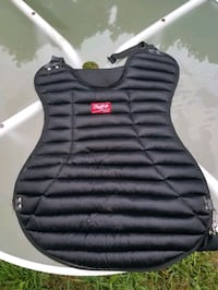 Empire chest protector  For baseball