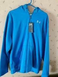 Under armour hoodie with zipper Seekonk, 02771