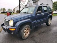 2002 Jeep Liberty Martinsburg