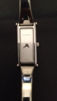 Gucci stainless steel ladies watch  Boston, 02125