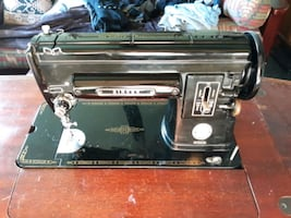 1950's Singer 301a sewing machine (mint)