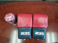 Boxing gloves(Aries) Blue=12Oz/Red 10oz  Mississauga, L5A 3P1