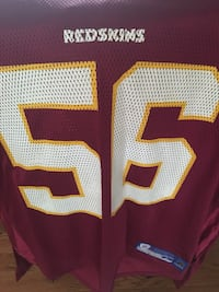 Redskins jersey Falls Church, 22041