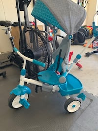 Little tikes 3in 1 trike tricycle (like new )