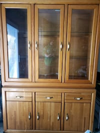 China hutch/curio cabinet Inwood, 25428