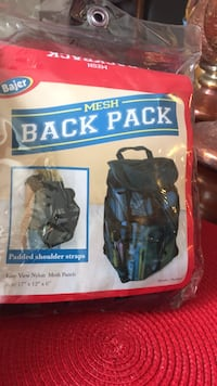 Mesh backpack  Cleveland, 37311