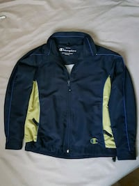 Navy and Green Champion Light Jacket Calgary, T2S 2Z6