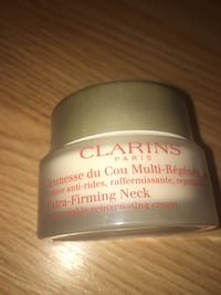 Clarins extra firming neck cream Burnaby, V3N 5C1