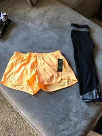 Never Worn Shorts and Leggings Corona, 92879
