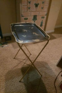 2  Egyptian style tray table Urbandale, 50322