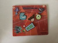 Disney Pixar's Monsters Inc limited edition pin set Cold Spring Harbor, 11724