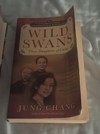 Selling 2 used books(Wild Swans & Hard Choices) Toronto, M6L 1A4