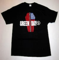 GREEN DAY COFFIN T-SHIRT FROM 2006, PUNK ROCK Toronto