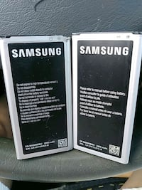 TWO SAMSUNG S 5 BATTERIES Corvallis, 97330