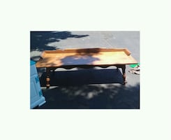 Maple Coffee Table/Bench