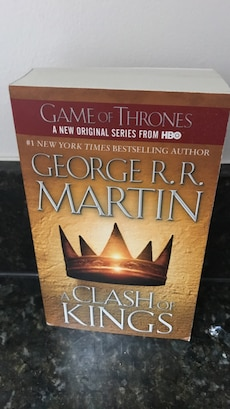 A Clash Of Kings Paperback for sale  Port Royal, SC