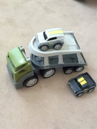 Little Tikes Rugged Riggz Sports Car Hauler