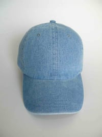 blue and white fitted cap Westlake, 76262