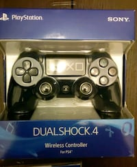 DUAL shock wireless controller PS4