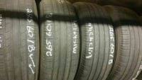 265 60 18 Michelin tires  Lakewood, 98499