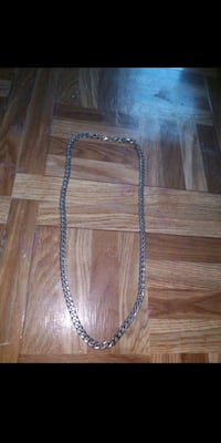 Real silver chain Norfolk, 23505